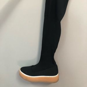 161b50b94bf Free people over the knee sneakers